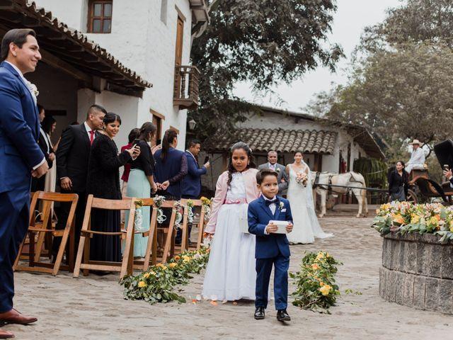 El matrimonio de Erica y Javier en Lima, Lima 79