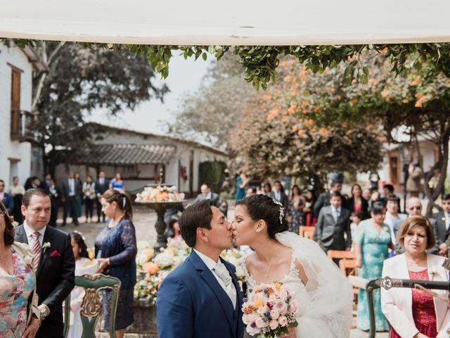 El matrimonio de Erica y Javier en Lima, Lima 1