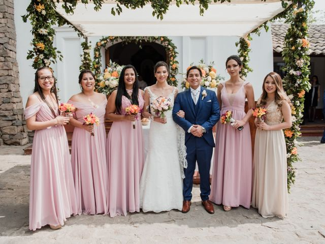 El matrimonio de Erica y Javier en Lima, Lima 129