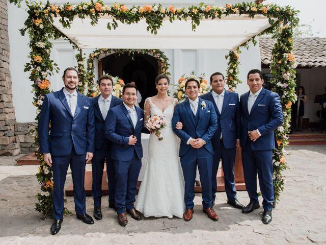 El matrimonio de Erica y Javier en Lima, Lima 130