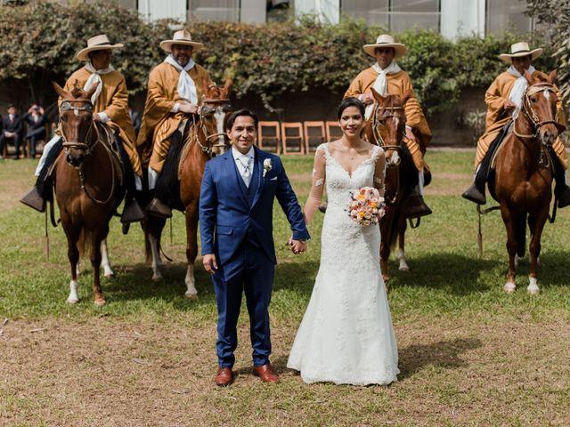 El matrimonio de Erica y Javier en Lima, Lima 134