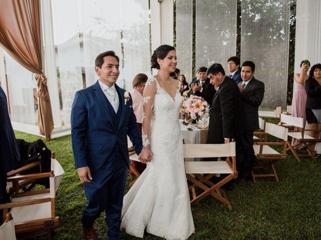 El matrimonio de Erica y Javier en Lima, Lima 136