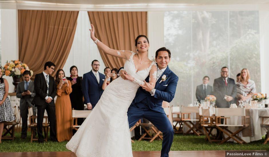 El matrimonio de Erica y Javier en Lima, Lima