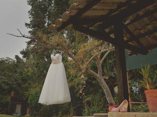 El matrimonio de Jess y Lou 3