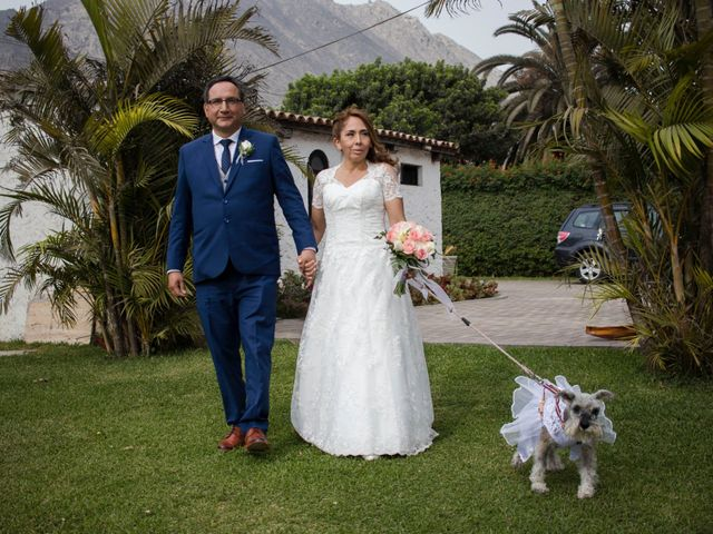 El matrimonio de César y Esther en Cieneguilla, Lima 3
