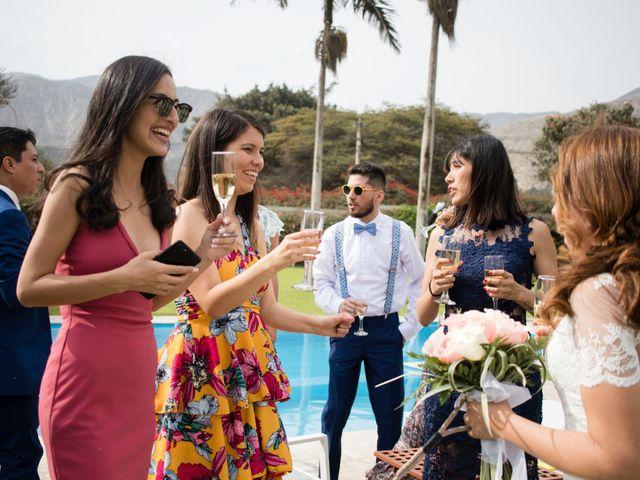 El matrimonio de César y Esther en Cieneguilla, Lima 4
