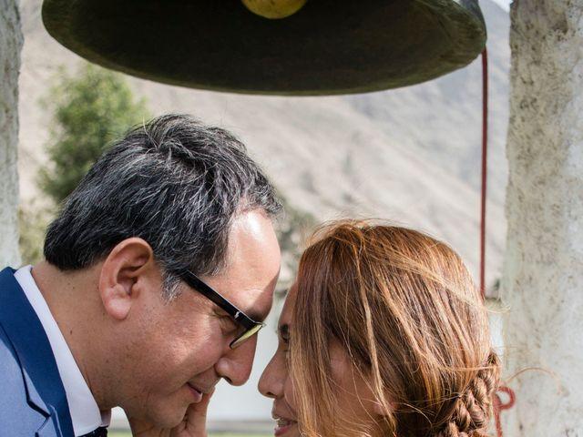 El matrimonio de César y Esther en Cieneguilla, Lima 9