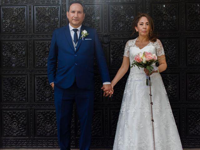 El matrimonio de César y Esther en Cieneguilla, Lima 11