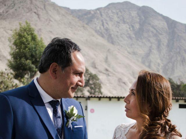 El matrimonio de César y Esther en Cieneguilla, Lima 12