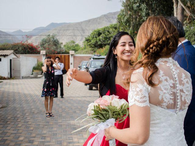 El matrimonio de César y Esther en Cieneguilla, Lima 14