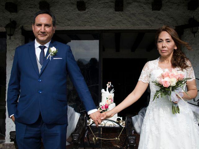 El matrimonio de César y Esther en Cieneguilla, Lima 15