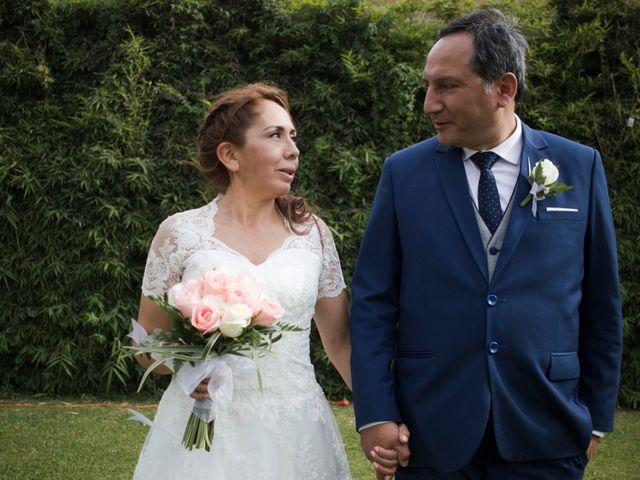 El matrimonio de César y Esther en Cieneguilla, Lima 17