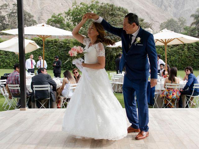 El matrimonio de César y Esther en Cieneguilla, Lima 19