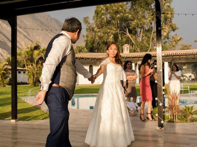 El matrimonio de César y Esther en Cieneguilla, Lima 22