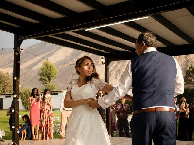 El matrimonio de César y Esther en Cieneguilla, Lima 24