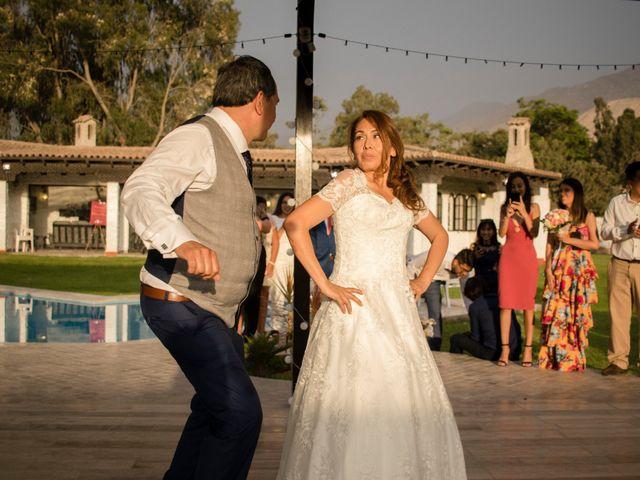 El matrimonio de César y Esther en Cieneguilla, Lima 25