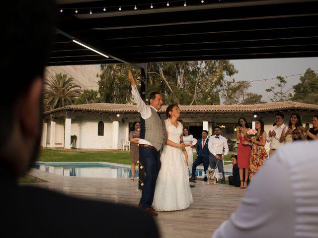 El matrimonio de César y Esther en Cieneguilla, Lima 26