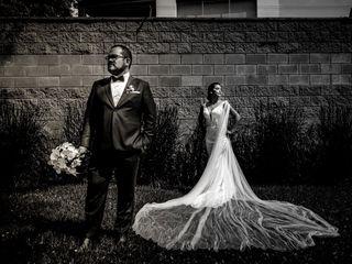 El matrimonio de Adolfo y Kathy