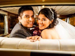 El matrimonio de Yesenia y Luis