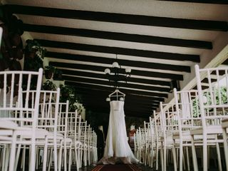El matrimonio de Carla y Jesús 3
