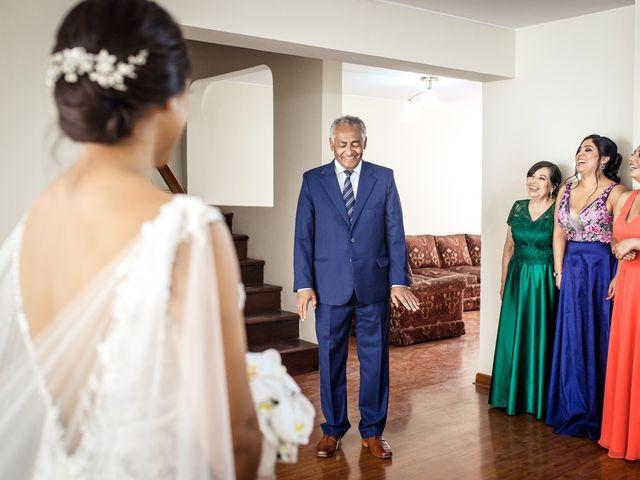 El matrimonio de Kathy y Adolfo en Lima, Lima 5