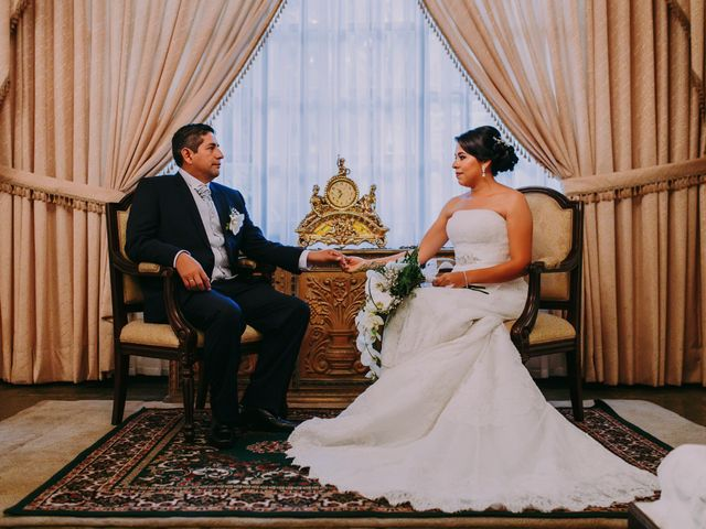 El matrimonio de Jesús y Carla en Lima, Lima 40