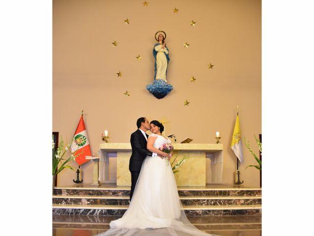 El matrimonio de Marynn y Richard en Bellavista, Callao 5