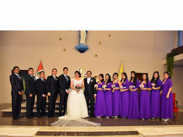 El matrimonio de Marynn y Richard en Bellavista, Callao 11