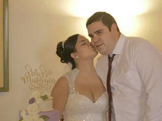 El matrimonio de Karen y Reynaldo 3