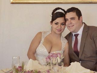 El matrimonio de Karen y Reynaldo