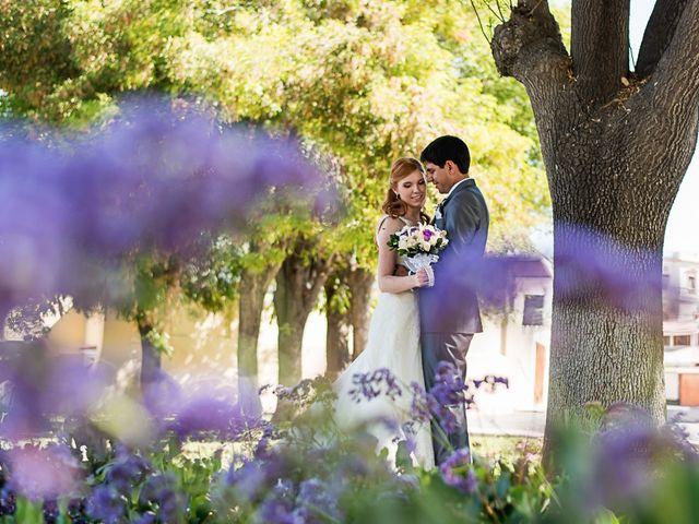 El matrimonio de Jill y Jose Luis