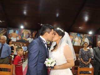 El matrimonio de Kiara  y Rodil 1