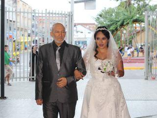 El matrimonio de Kiara  y Rodil 2