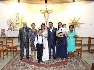 El matrimonio de Kiara  y Rodil 3