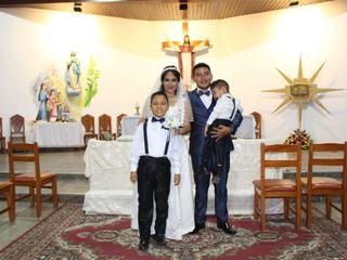 El matrimonio de Kiara  y Rodil