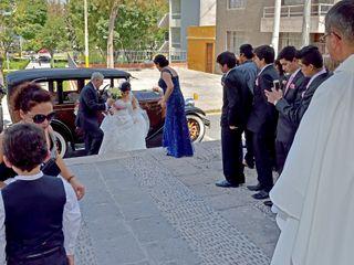 El matrimonio de Victoria y Alejandro 2