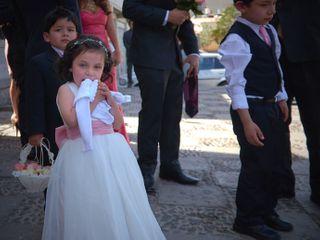 El matrimonio de Victoria y Alejandro 1