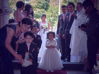 El matrimonio de Victoria y Alejandro 3