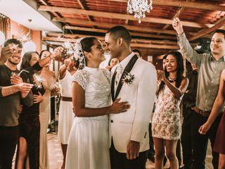 El matrimonio de Zinzy y Ramiro