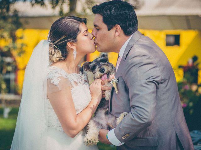 El matrimonio de Sheyla y Joel