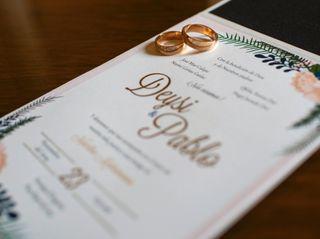 El matrimonio de Desyi y Pablo 1