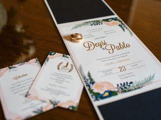 El matrimonio de Desyi y Pablo 2