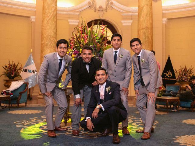 El matrimonio de Pablo y Desyi en Lima, Lima 18