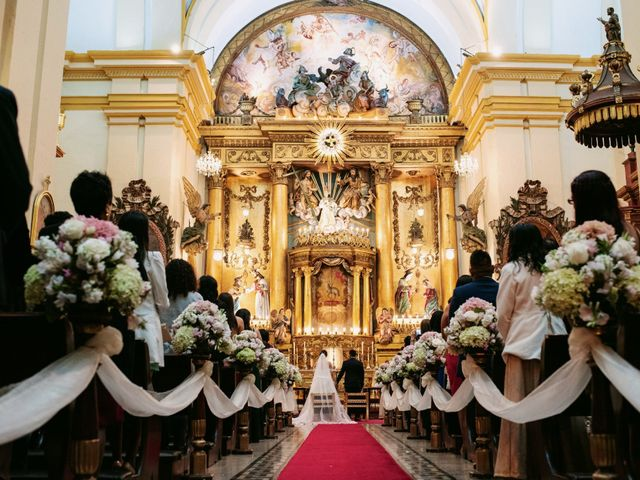 El matrimonio de Pablo y Desyi en Lima, Lima 30