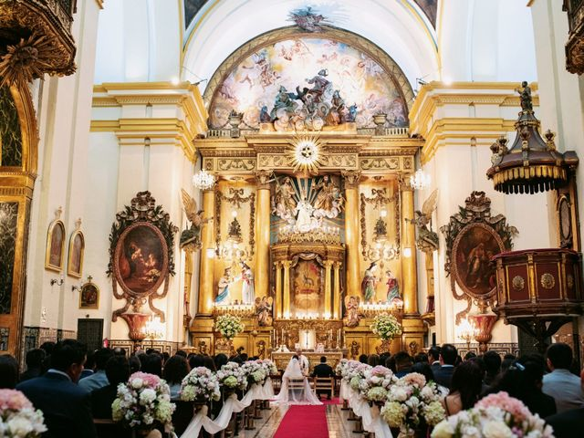 El matrimonio de Pablo y Desyi en Lima, Lima 32