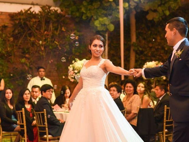 El matrimonio de Pablo y Desyi en Lima, Lima 2