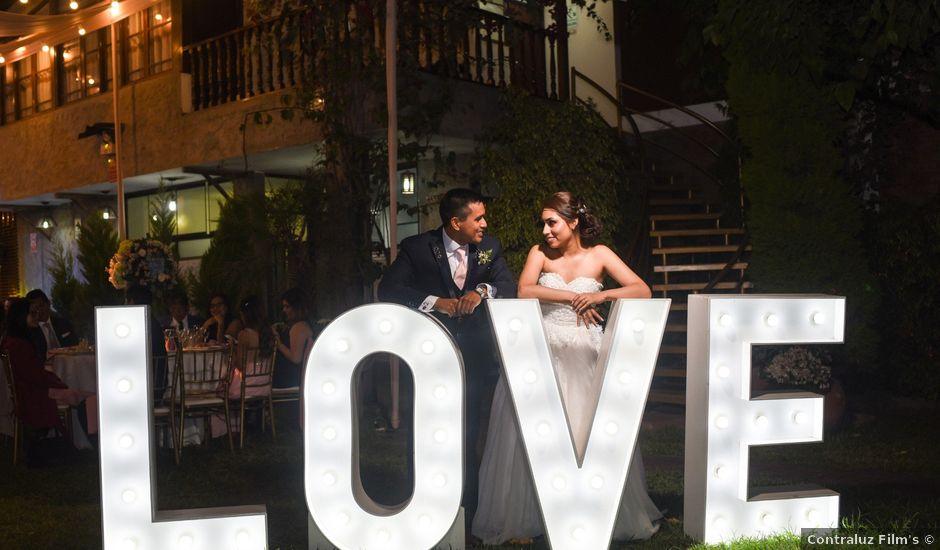 El matrimonio de Pablo y Desyi en Lima, Lima