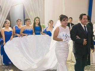 El matrimonio de Eduardo y Cinthia 2