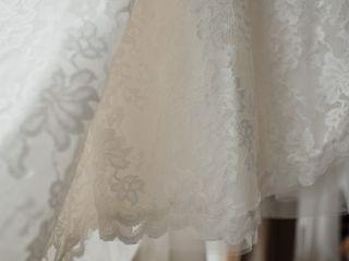 El matrimonio de Mercedes y Renato 1