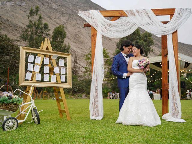 El matrimonio de Duilio y Raquel en Cieneguilla, Lima 2